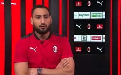 """Donnarumma: """"Abbiamo ridotto il gap con l'Inter"""""""