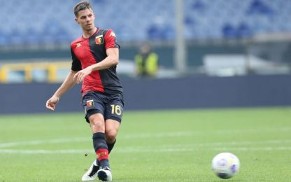Anche Zajc si è negativizzato: 8 guariti nel Genoa