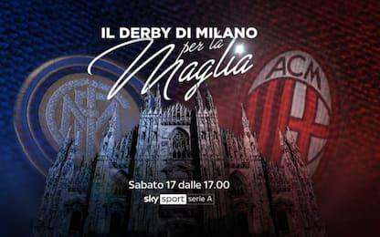 Derby a suon di gol: nessuno come Inter e Milan