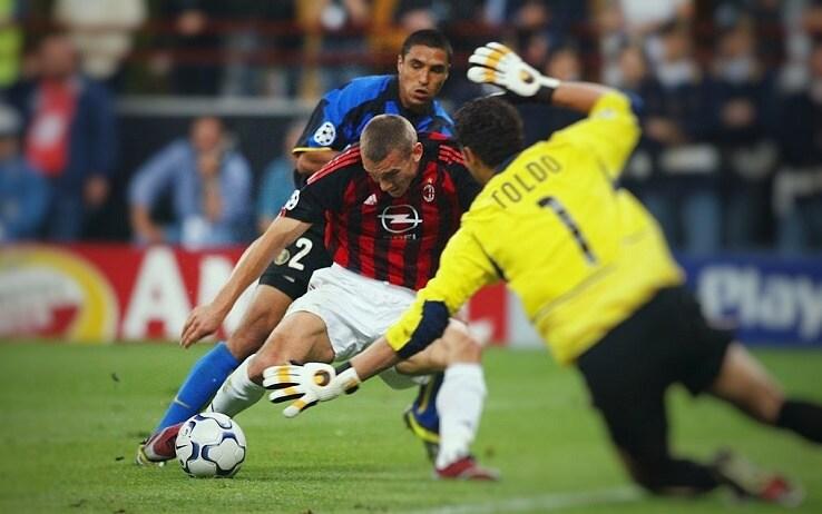 """Inter-Milan, Shevchenko cuore rossonero: """"Passione incondizionata"""""""