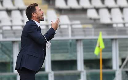 """Di Francesco: """"Addio alla Samp fu mia scelta"""""""