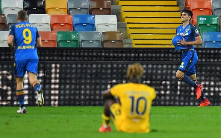 Udinese-Parma 3-2, gol e highlights: decide Pussetto allo scadere