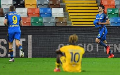 Pussetto fa gioire l'Udinese: Parma ko 3-2