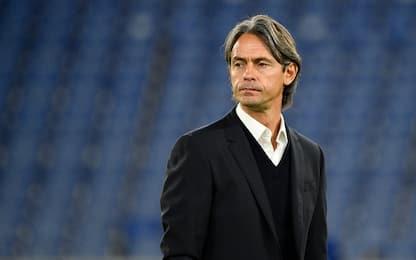 """Inzaghi: """"Atteggiamento giusto per salvarci"""""""