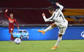Roma vs Juventus - Serie A TIM 2020/2021