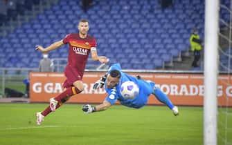 Roma vs Benevento - Serie A TIM 2020/2021