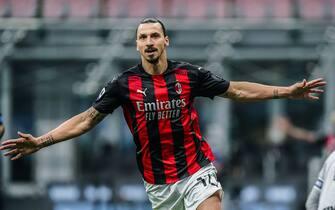 Inter vs Milan -  Serie A TIM 2020/2021