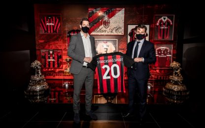 Milan e Starcasinò.sport insieme fino al 2023