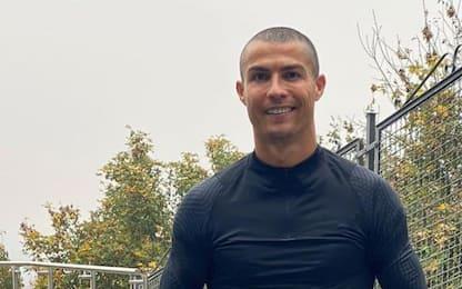 Ronaldo, il tampone è ancora positivo