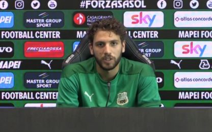 "Locatelli: ""Sogno in grande, puntiamo all'Europa"""