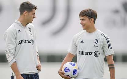 Juventus-Verona, le probabili formazioni