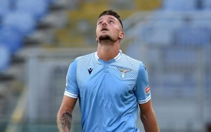 Lazio senza Milinkovic e Strakosha: le probabili