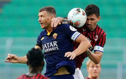 Serie A, curiosità e statistiche della 5^ giornata