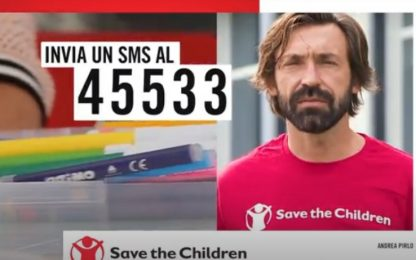 La Serie A in campo per Save the Children