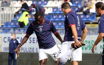 Cagliari-Crotone 0-0 LIVE: Simeone pericoloso