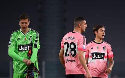 Juve in rosa, omaggio al passato col Verona. FOTO