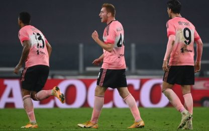 Altro pareggio per la Juve, col Verona è solo 1-1