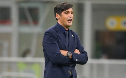 """Fonseca: """"Reazione coraggiosa. Rigori? No comment"""""""