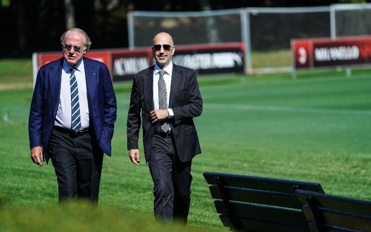 Milan, Scaroni: 'Presto nuovo progetto stadio'. Gazidis: 'FFP? Valutazione  a ottobre 2021'   Sky Sport