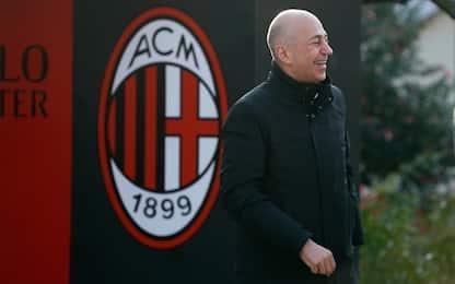 """Gazidis """"Obiettivo del Milan è la vetta del mondo"""""""