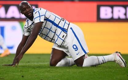 Noie muscolari per Lukaku: salterà Parma e Real