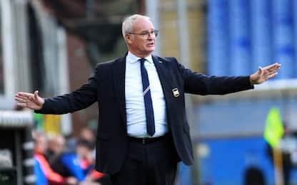"""Ranieri: """"Il derby di Genova è qualcosa di sacro"""""""