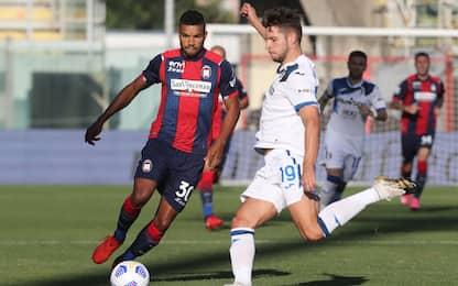 Crotone-Atalanta 0-0 LIVE: occasioni Muriel e Reca