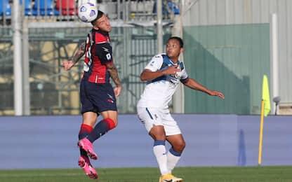 Crotone-Atalanta 0-2 LIVE: doppietta di Muriel