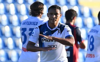 Crotone-Atalanta 1-2 LIVE: Simy riapre tutto
