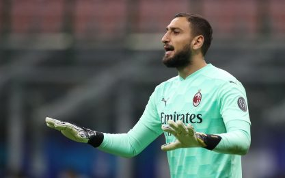 Udinese-Milan, torna Donnarumma: le probabili