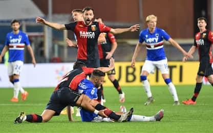 Serie A, il calendario della 25^ giornata