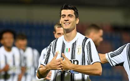 """Morata: """"Juve, tornare è stata la scelta migliore"""""""