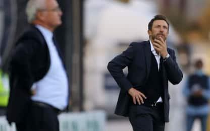 """Di Francesco: """"L'obiettivo è stare nelle prime 10"""""""