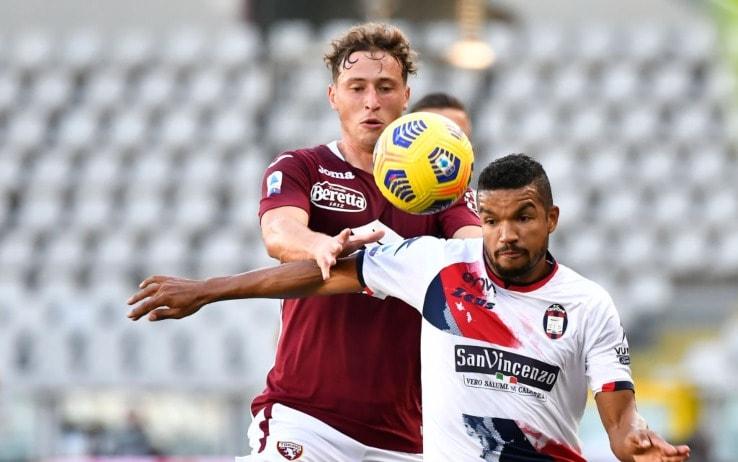 Torino-Crotone 0-0, gli highlights: vince l'equilibrio. Palo di Gojak