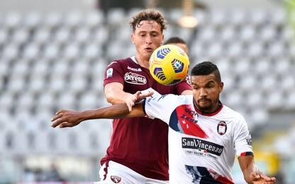 Toro-Crotone, vince l'equilibrio: 0-0 all'Olimpico