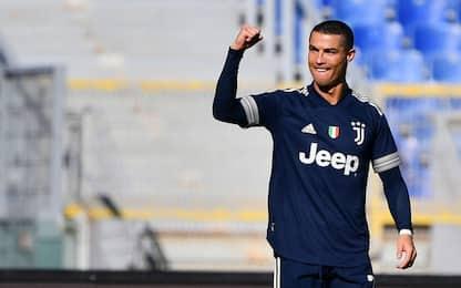 Nessuno come Ronaldo: segna un gol ogni 48 minuti