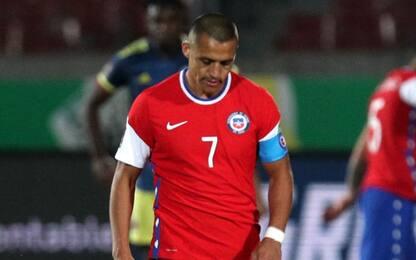 Sanchez si ferma, che polemica tra Rueda e l'Inter