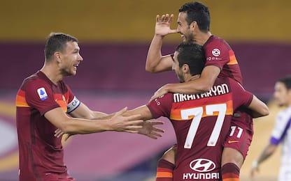 Occasioni da gol, Roma crea e spreca più di tutti
