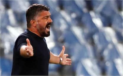 Napoli, Gattuso chiede una svolta in tempi brevi