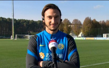 """Darmian: """"Conte trasmette voglia di vincere"""""""