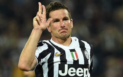 Padoin si ritira: l'omaggio della Juventus. VIDEO