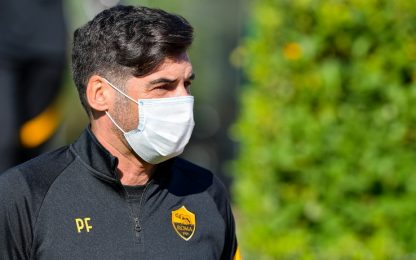 Le probabili di Cluj-Roma: Fonseca cambia modulo
