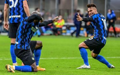 Pazza Inter rimonta il Toro: 4-2 con doppio Lukaku
