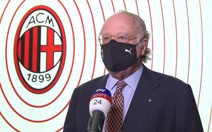 """Scaroni: """"Grande Milan, siamo al settimo cielo"""""""