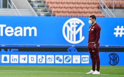 Torino, infortuni per Belotti e Verdi: il report