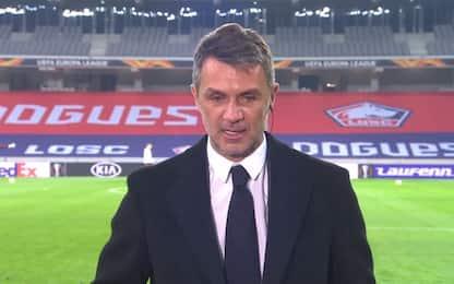 """Maldini: """"Chi si lamenta guardi Diego ad Acerra"""""""