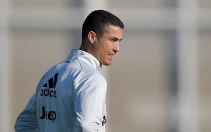 Ronaldo non parte per Benevento, convocato Bonucci