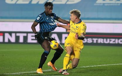 Atalanta-Verona 0-0 LIVE: Gomez impegna Silvestri