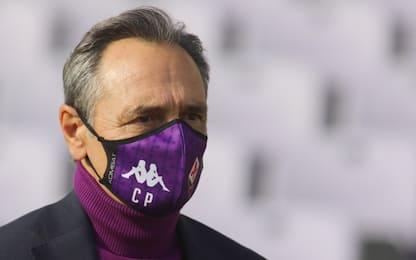 Fiorentina, Prandelli positivo: squadra isolata