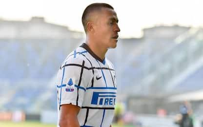 Sassuolo-Inter 0-0 LIVE: c'è Sanchez con Lautaro